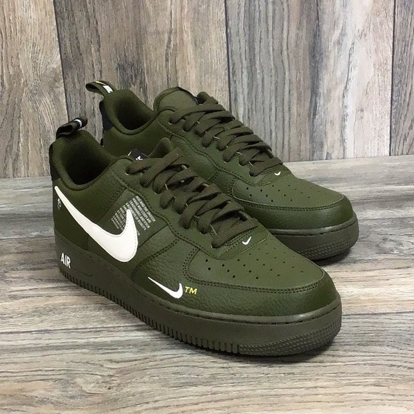 air force 1 olive